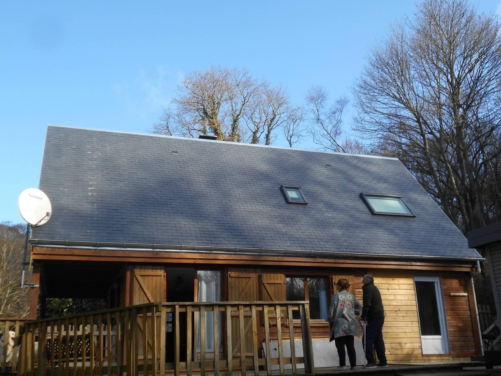 Rénover votre toiture en ardoises par un artisan qualifié ...